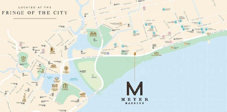 Meyer Mansion美雅豪苑的地理优势