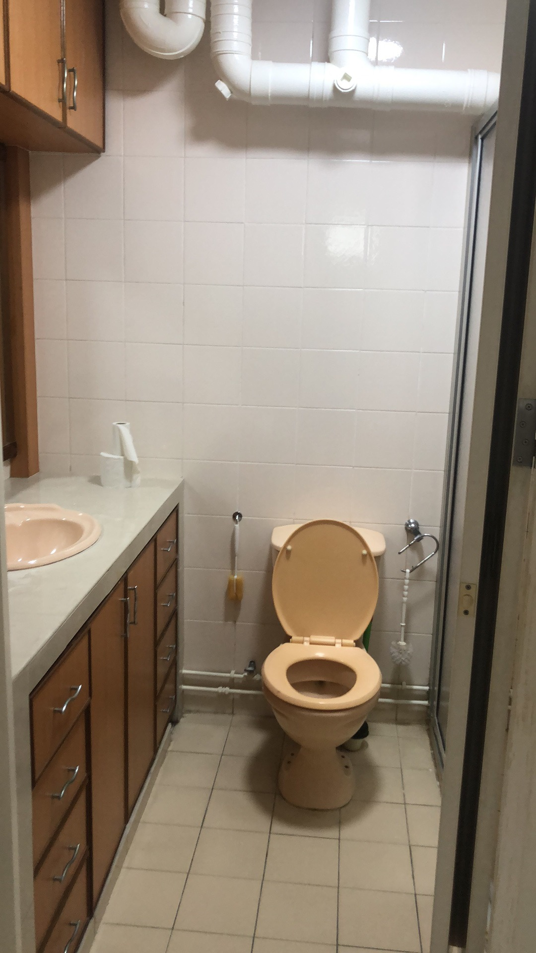 toilet of kallang room for rent