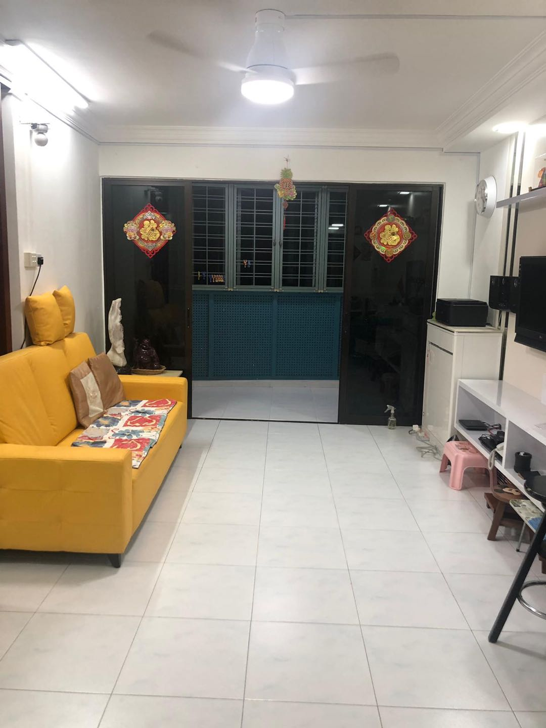 living room at kallang for rent