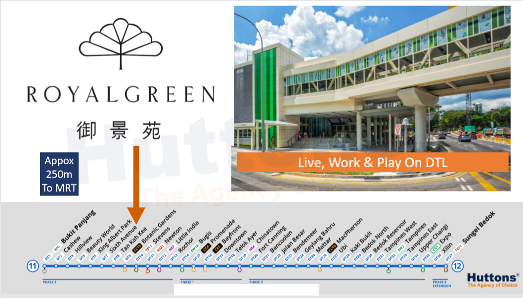 Royalgreen MRT