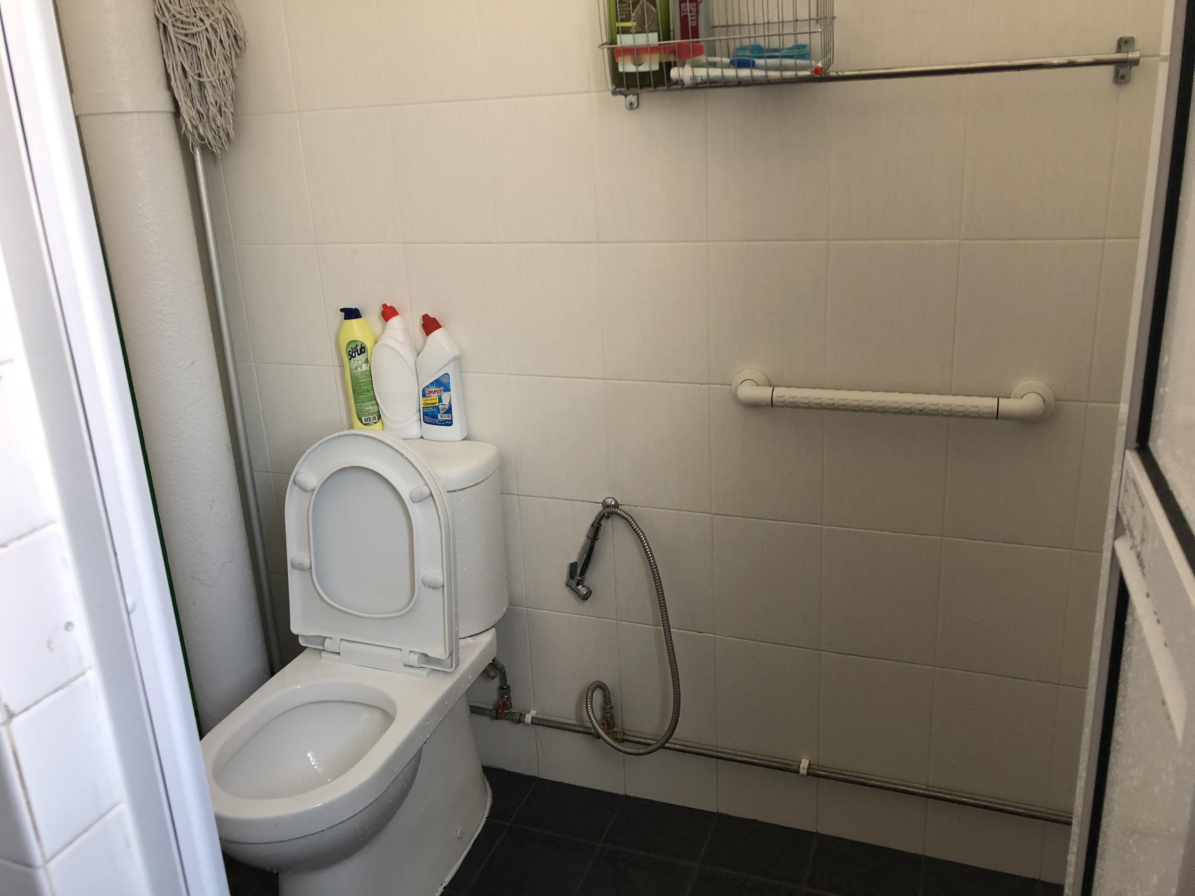 碧山组屋出租, 厕所照片