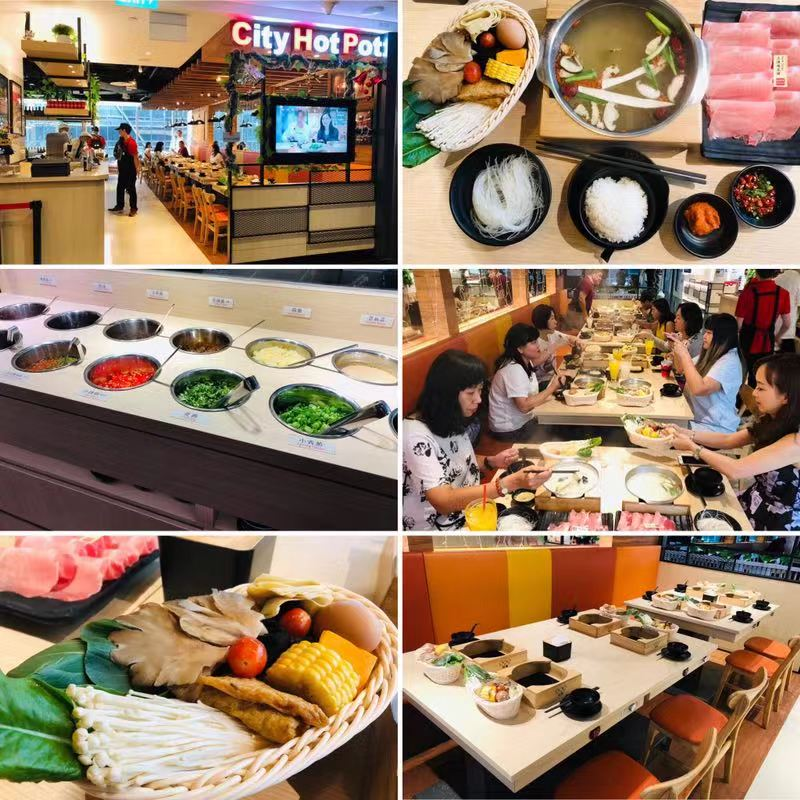city-hot-pot-photos