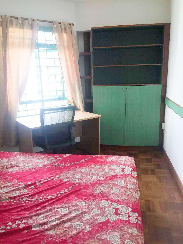 新加坡三巴旺房间出租,精美的普通房照片