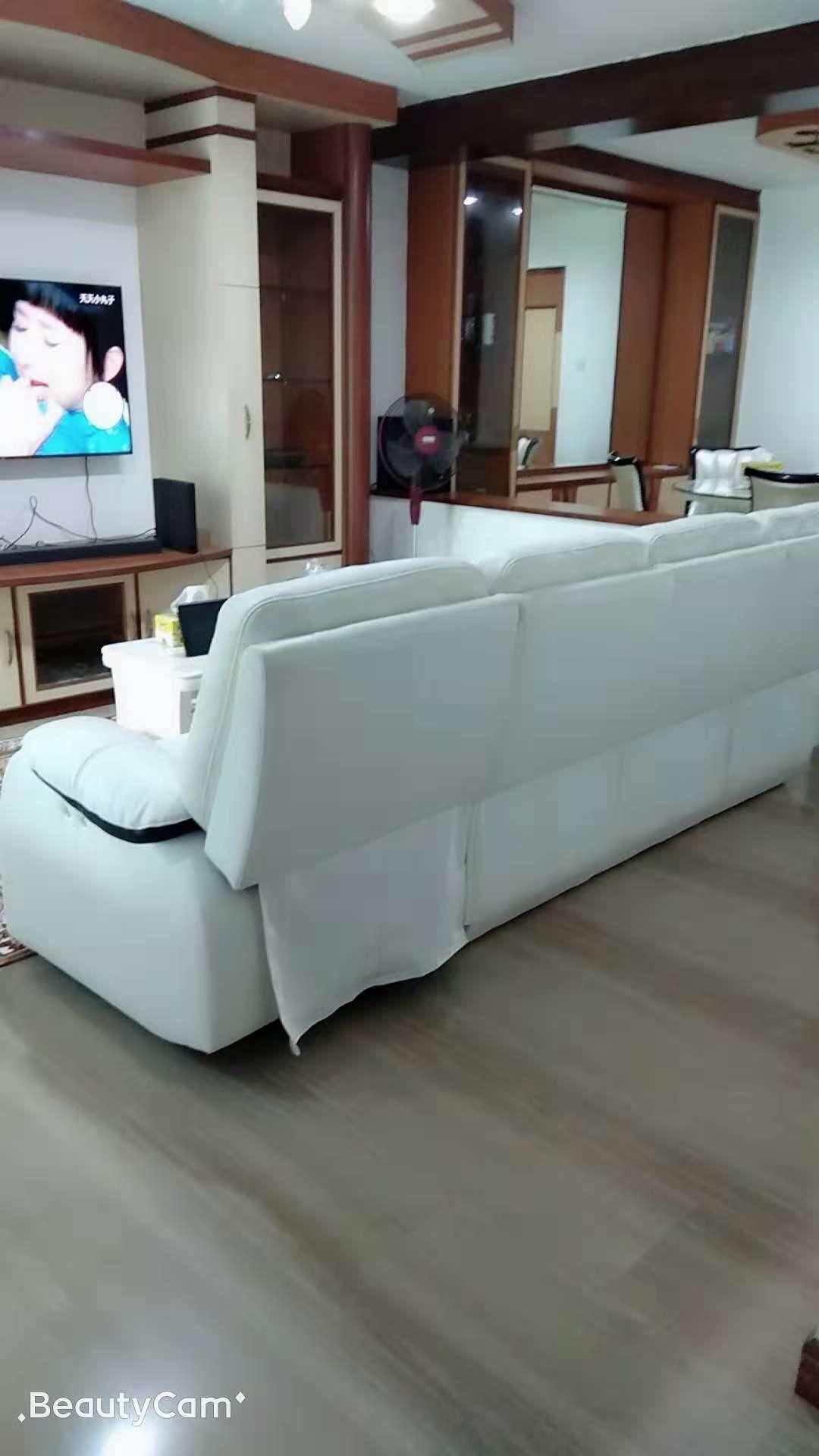 新加坡三巴旺房间出租,精美的客厅沙发照片