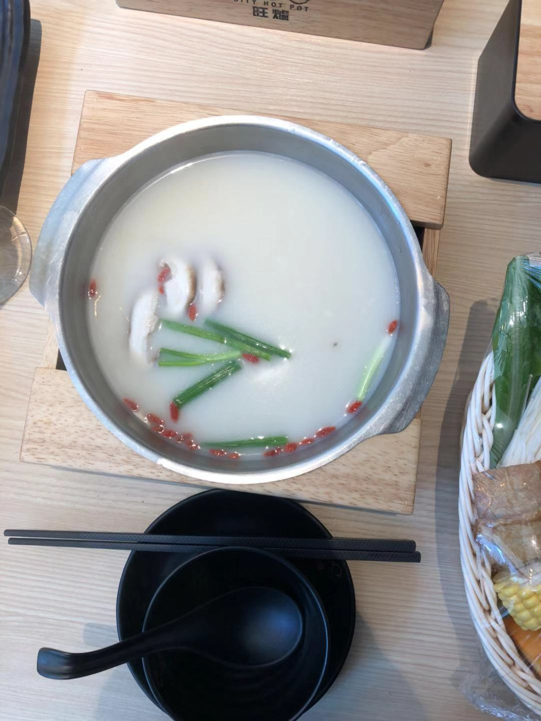 milk-fish-soup-for-hot-pot