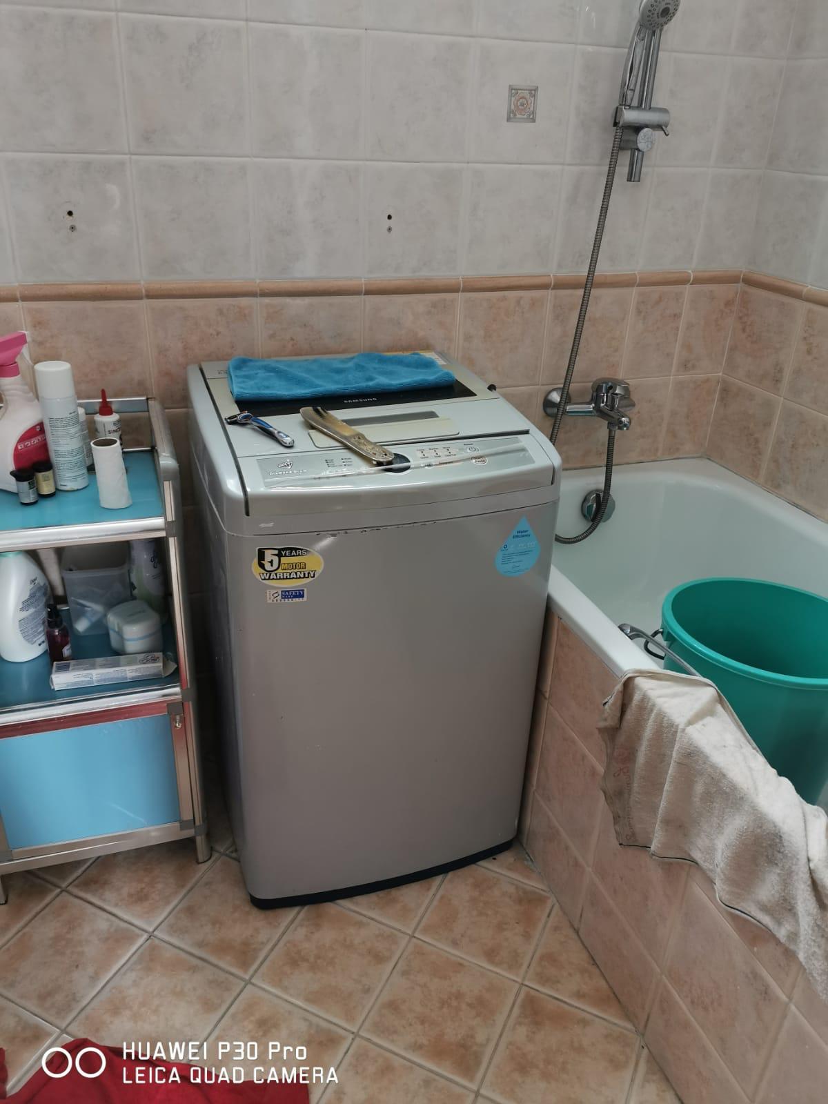 新加坡洗衣机转让