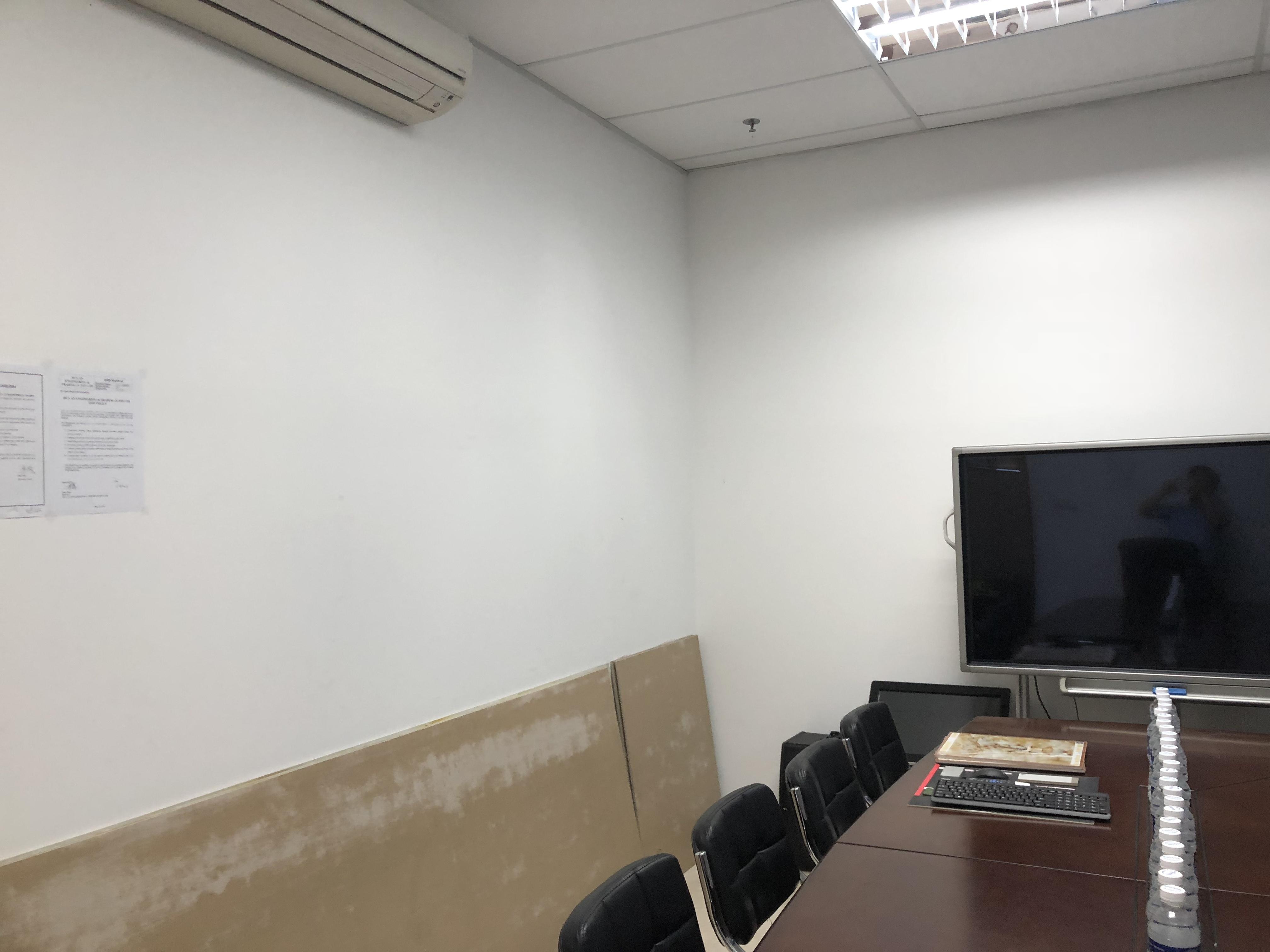 智能电视机会议厅