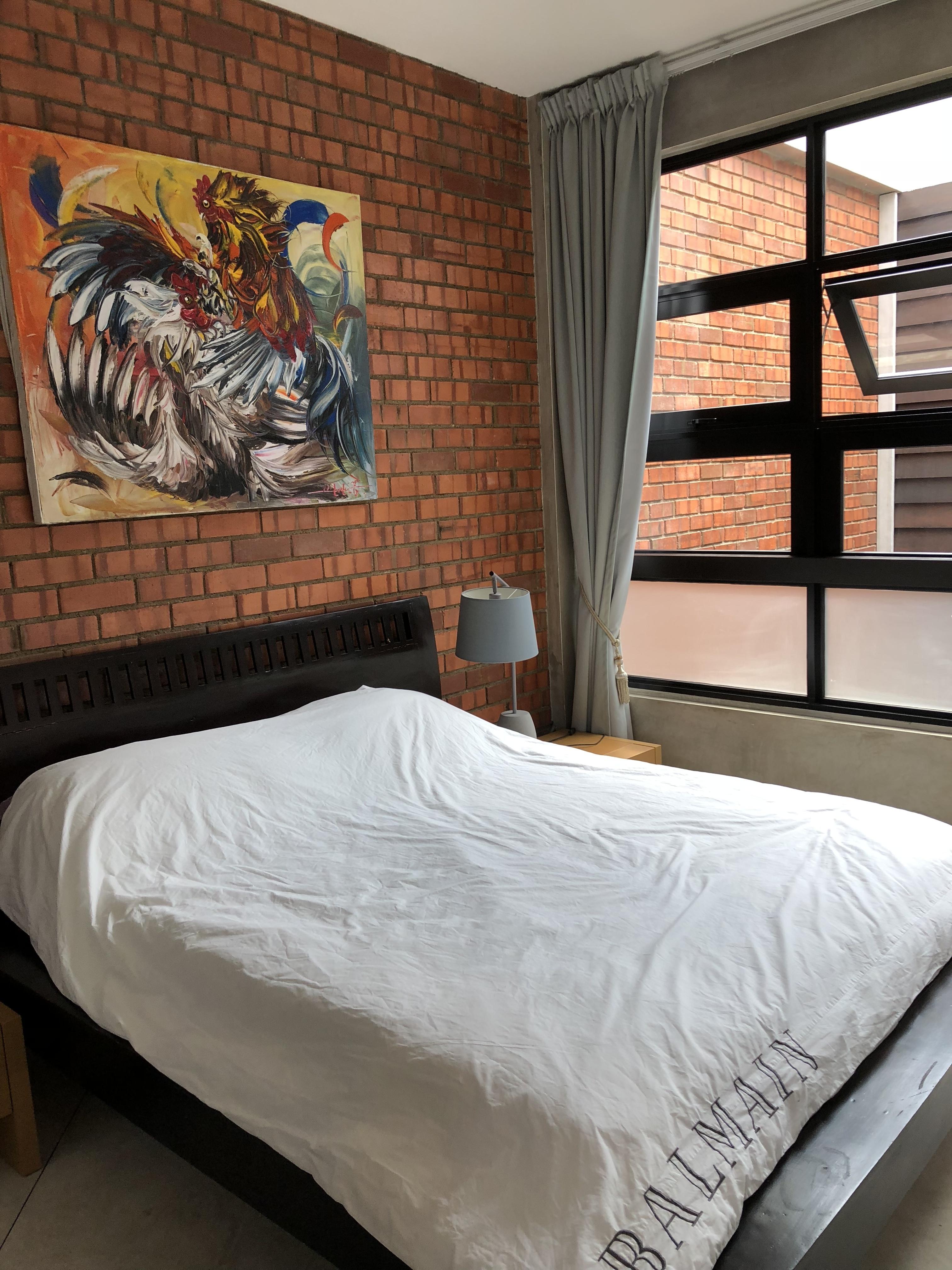 汤姆森上段房屋,卧室照片