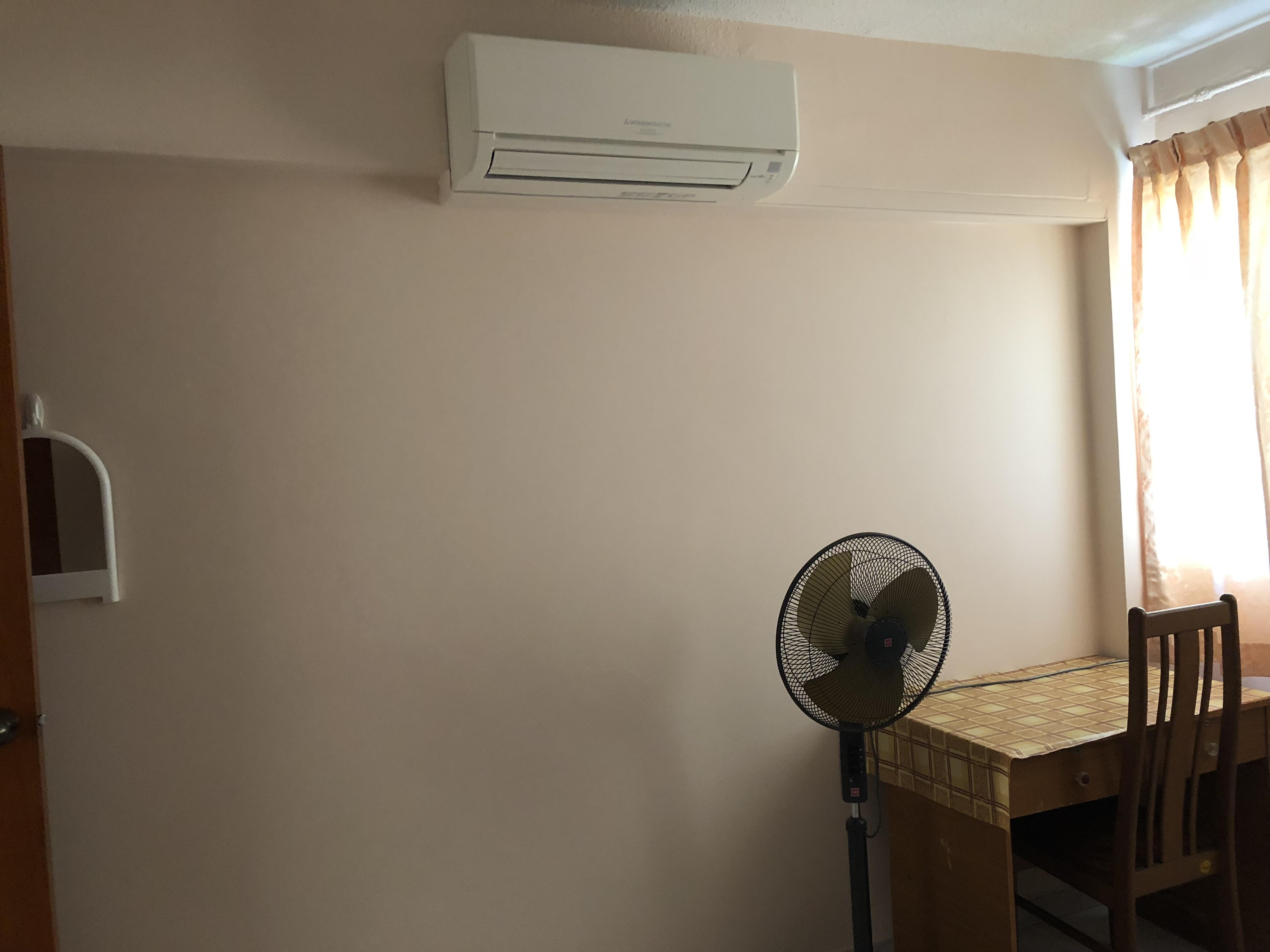 碧山组屋出租, 普通房空调照片