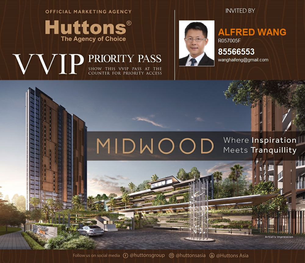 Midwood condo showflat VVIP Pass)