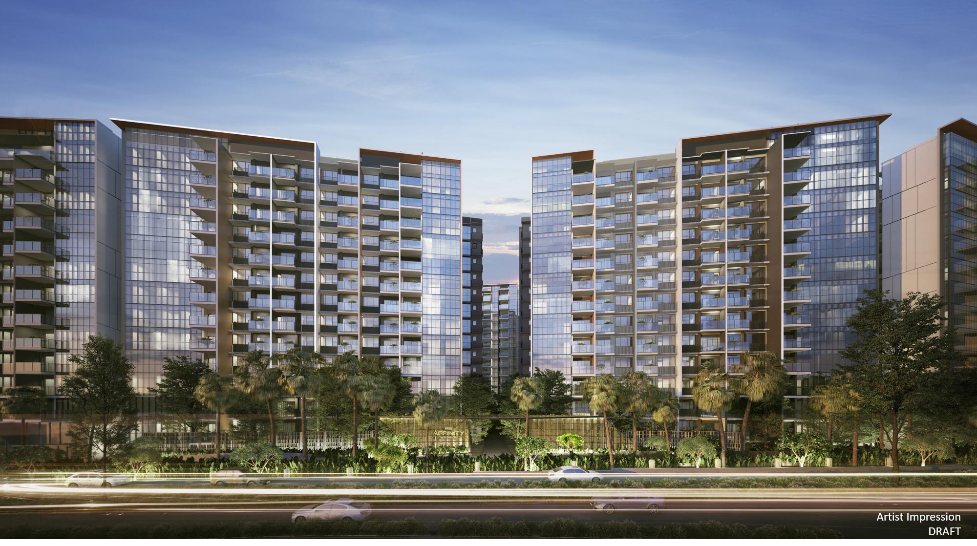 新加坡公寓首付20%