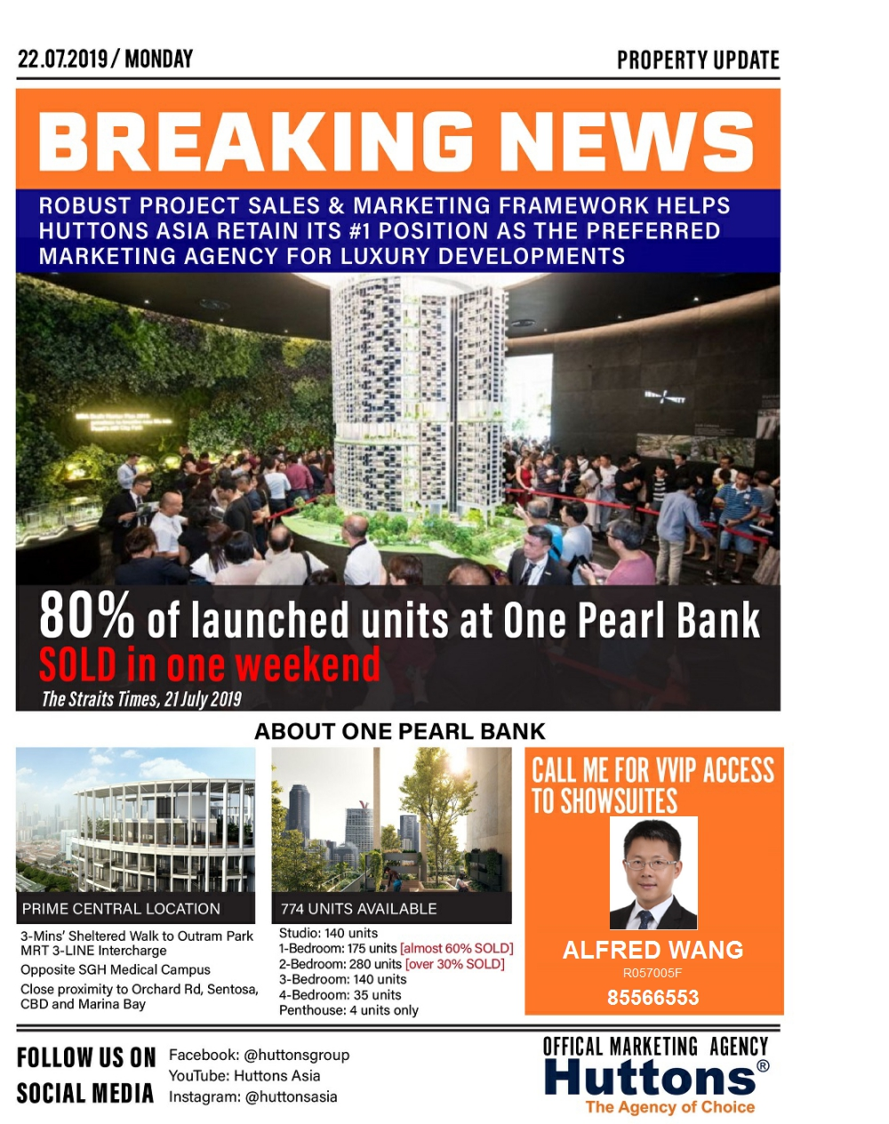 One Pearl Bank (Breaking News)