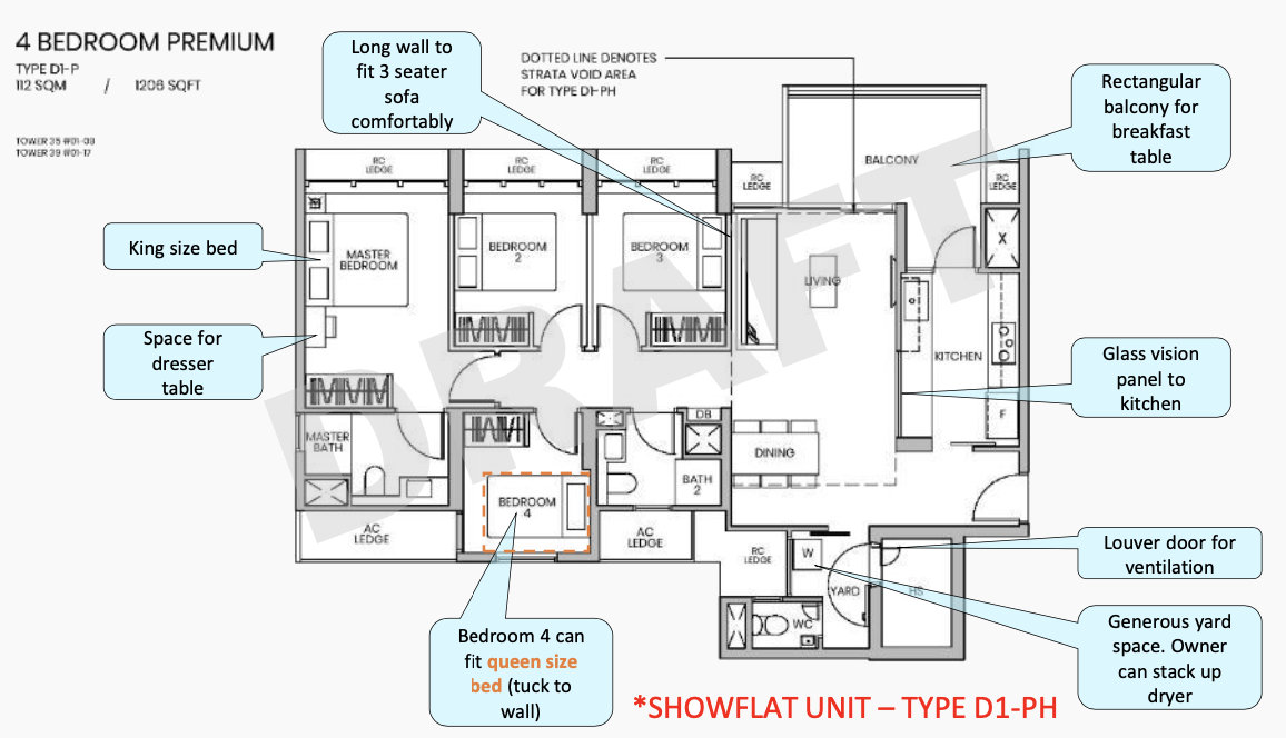 Parc-Greenwich-EC-Showflat-4-Bedroom-Premium-Type-D1-PH